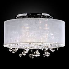 flush mount crystal chandelier. Astonishing Bubble Light Fixture Flush Mount Drum Shade Silhouette Glow Of Crystal Ceiling Ideas And Inspiration Chandelier