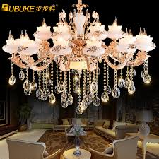 get ations zinc alloy european chandeliers simple european high sd of modern fashion crystal lamp living room lights