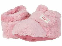 New 2019 Crib Baby Infant Ugg Bixbee Pink Original 1103497i
