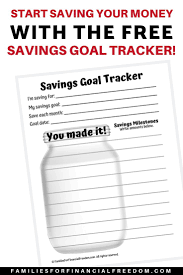 Save More Archives Families For Financial Freedom