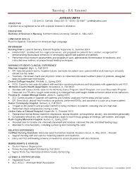 Professional Objective For Nursing Resume Professional Nursing Resume Examples Labor And Delivery Resume For 77