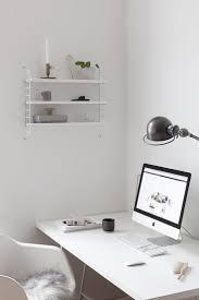 morton acoustic desk mounted office. Stylish Home Office Inspiration! Das #Fell Auf Dem Bürostuhl Sorgt Für Gemütlichkeit. Morton Acoustic Desk Mounted N