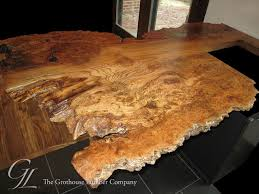 english wych elm live edge wood countertop kitchen countertops new york by grothouse wood countertops
