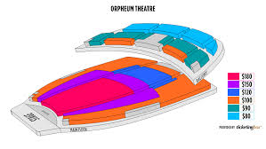 Shen Yun Seating Chart Phoenix Phoenix Orpheum Seating Chart English Shen Yun