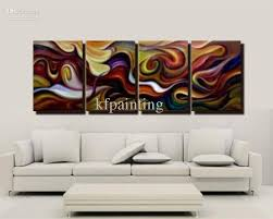 4 panels modern abstract apartment wall canvas art home decoration painting wall art real handmade oversized on oversized canvas wall art sets with wall art best sample pictures wall canvas art large canvas prints