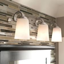 three light bathroom fixture lighting 3 light brushed nickel bathroom vanity light at bathroom light fixture