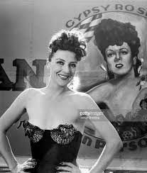 April 26 1970. Famous Stripper Gypsy Rose Lee Died On This Day.