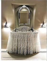 bathroom sink skirt bathroom sink faucet how to make a skirt best of the lace skirt bathroom sink skirt