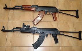 AK 47 – The Soviet Bestseller – modern military tech