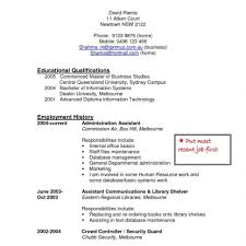 Resume How To Get Real Education At College Combo Functional