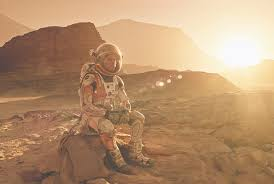 For Your Consideration: The Martian - Across the Margin
