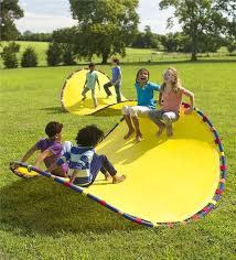 an insanely cool chair rocker hammock that looks like a huge pringle chip 23 impossibly fun gifts for kids that even s will want