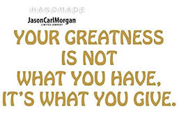 JCM Your Greatness Wall Sticker Wall Art Quote Vinyl Wall Sticker Mesmerizing Gld Quote