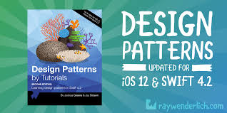 Learning Javascript Design Patterns Epub Design Patterns By Tutorials Updated For Ios 12 And Swift