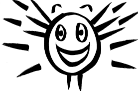 Smiley face line drawing at getdrawings free for personal use