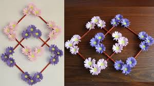 paper flower wall hanging diy hanging flower wall decoration ideas on paper flower wall art tutorial with paper flower wall hanging diy hanging flower wall decoration