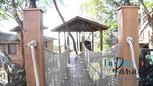 Exotic Tree Houses Exotic Treehouse Living At Lucero In Boquete Youtube