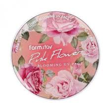 <b>FARM STAY Pink Flower Blooming</b> UV Pact
