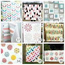 Modern Quilts Tutorial New Modern Quilt Patterns Free Big Top ... & Modern Quilts Tutorial Modern Quilt Pattern Free 36 Different Free Quilt  Patterns Modern Design Quilt Kits Adamdwight.com