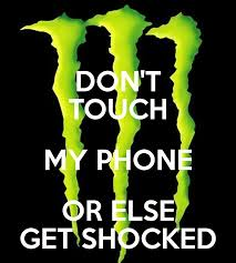 don t touch my phone wallpaper 1005964 resolation 307x512