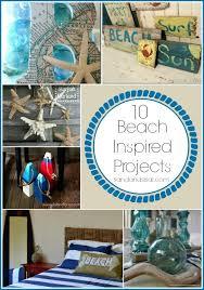diy beach decor crafts