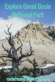 Great Basin In Nevada Is An Underrated National Park It Is On The