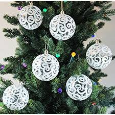 Decorative Christmas Ball Ornaments