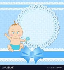 Card For Baby Boy Baby Shower Greeting Card For Baby Boy
