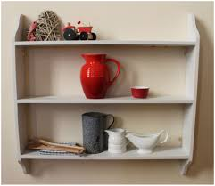 Small Picture Wall Mounted Kitchen Shelf Interesting Kitchen Shelving Kitchen