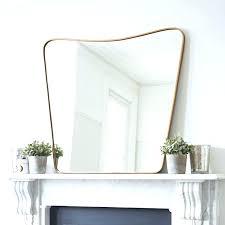 narrow wall mirror wall mirror mirrors brass wall mirror infinity brass mirror wall mirror brass within