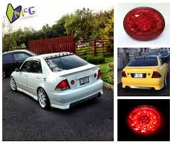 Toyota Altezza Lights Mcg Autostyling Lexus Is200 Toyota Altezza Led Tail Lights