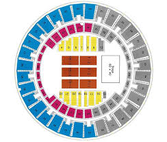 La Shrine Auditorium Seating Chart Seating Charts