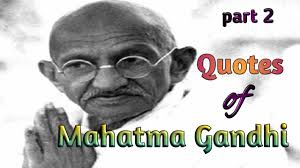 Gandhi Quotes Extraordinary Mahatma Gandhi Quotes In English Part 48 YouTube