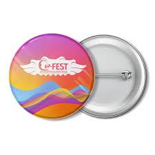 <b>Printio</b> Q-Fest Badge, Продукты, Напитки, Табак Москва