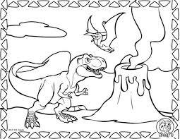 Small Picture Realistic Tyrannosaurus ColoringTyrannosaurusPrintable Coloring