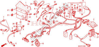wire harness vtx 1300 s vtx1300s7 2006 france vtx1300s7 Wiring Harness For Honda Vtx1300c wire harness honda microfiche motorcycle vtx1300s7 2006 vtx 1300 s Kohler Engine Wiring Harness Diagram
