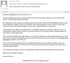seller beware amazon email scam it