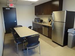 Kitchen Office Small Break Room Area Myers Engine Inc Shop Ideas Pinterest