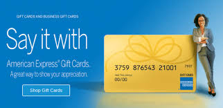 how to sell american express gift card