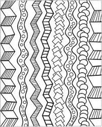 Simple Patterns Amazing Zentangle Designs To Steal Very Simple Perhaps These May Be But