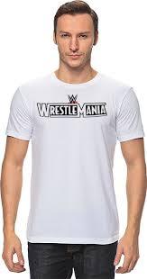 Футболка <b>классическая Printio WrestleMania</b> #757517