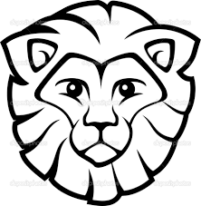Small Picture Amazing Lion Face Coloring Page 24 For Seasonal Colouring Pages