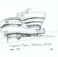 modern architecture sketch. Contemporary Sketch Architecture  Modern Sketches Home Design Inside Sketch P