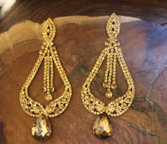 large size of likable extra long gold chandelier earrings large pageant ceiling fan light kit s