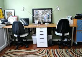 two desk office. Decoration: Two Person Desk Office Furniture Near Me Two Desk Office