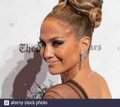 New York, NY - December 2, 2019: Jennifer Lopez attends the ...