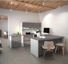 new office design ideas. Stunning U Shaped Office Desk Design Ideas Small Real Estate New