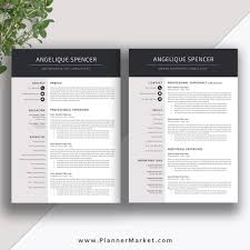 50 Best Cv Resume Templates Of 2018 Design Shack Creative