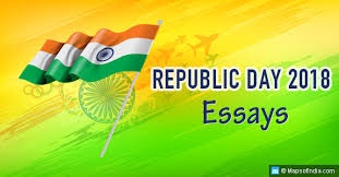 essay on republic day for students and teachers my  republic day essay ""