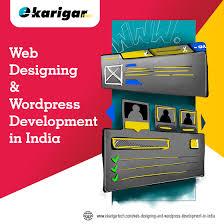 Wordpress Design India Web Designing And Wordpress Development In India Ekarigartech